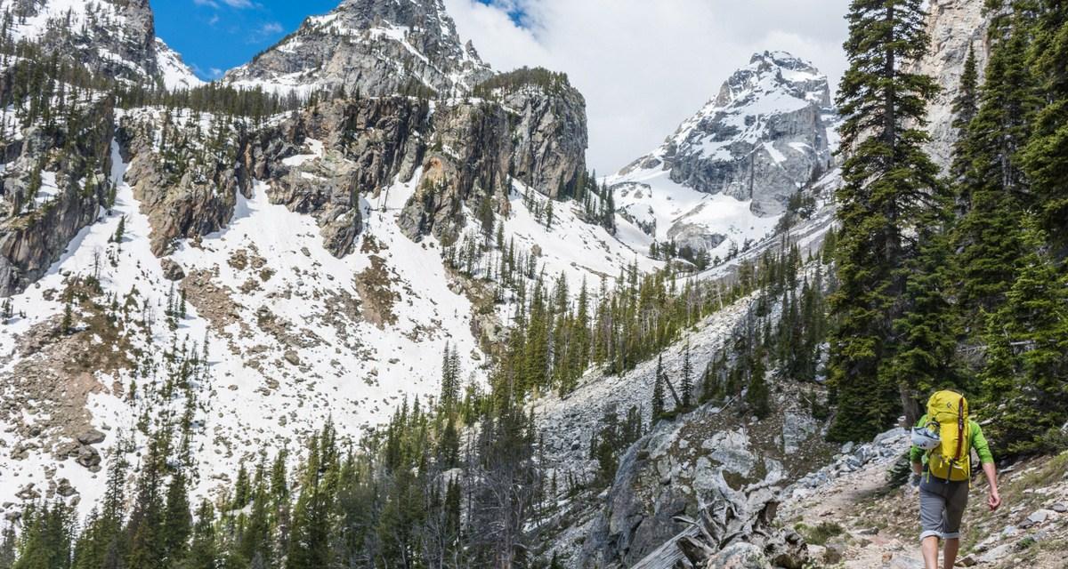 Great Hike: Garnet Canyon, Grand Teton National Park