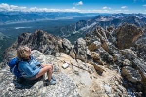 Thompson Peak summit.