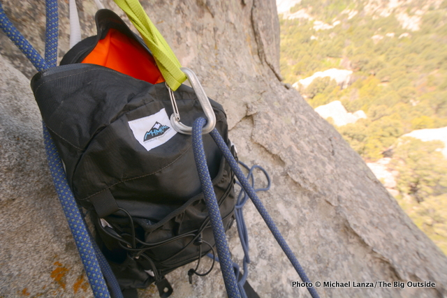 The Hyperlite Mountain Gear Daybreak daypack.