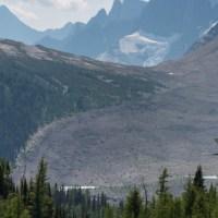 Rockwall Pass Trail, Kootenay National Park.