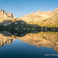 Baron Lake, Sawtooth Mountains, Idaho.