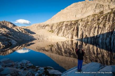 Precipice Lake, Sequoia National Park.