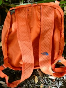 The North Face Fovero 70 lid daypack.