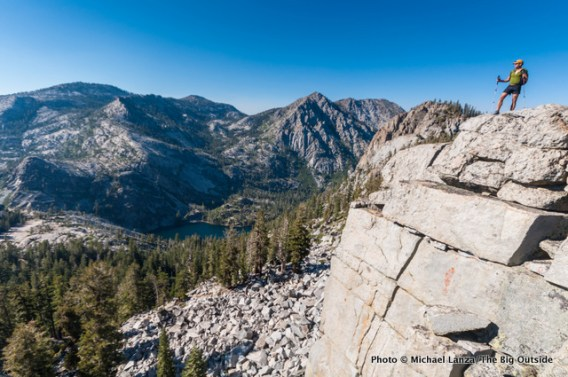 Along the Bayview Trail, Desolation Wilderness.
