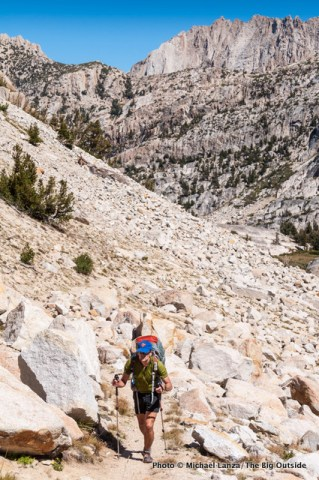 Best of Yosemite, Part 2: Backpacking Remote Northern