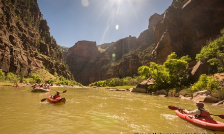 3-Minute Read: Rafting Through Dinosaur National Monument