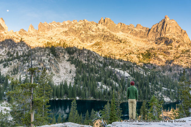 3-Minute Read: Backpacking With Teens in Idaho's Sawtooths