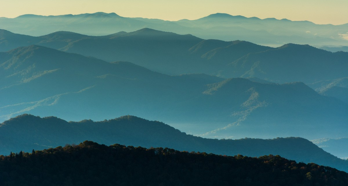 Photo Gallery: Fall Hiking and Backpacking in the North Carolina Mountains
