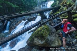 Thunder Creek Trail, North Cascades.