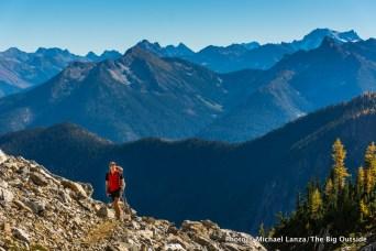 Park Creek Pass, North Cascades.