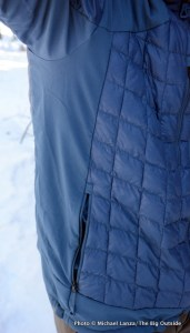 The North Face Desolation ThermoBall Jacket.