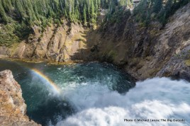 Upper Yellowstone Falls.