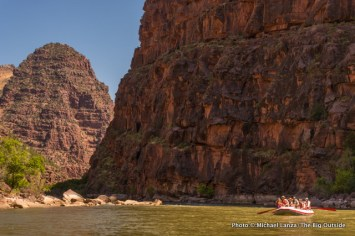 Day two, Lodore Canyon.