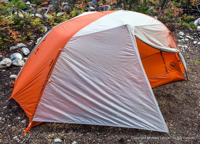 Big Agnes Copper Spur HV UL2 & Gear Review: Big Agnes Copper Spur HV UL2 Ultralight Backpacking ...