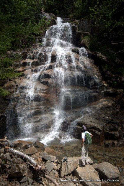 Cloudland Falls, Falling Waters Trail.
