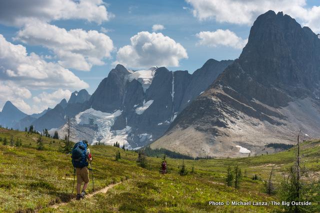 Rockwall Trail, Kootenay National Park.