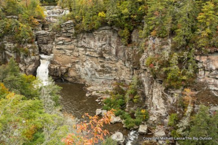 Linville Falls, Pisgah National Forest, N.C.