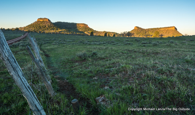 The Bears Ears, in Bears Ears National Monument, which President Trump reduced by 85 percent.