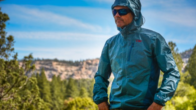 Review: Outdoor Research Helium Hybrid Hooded Jacket