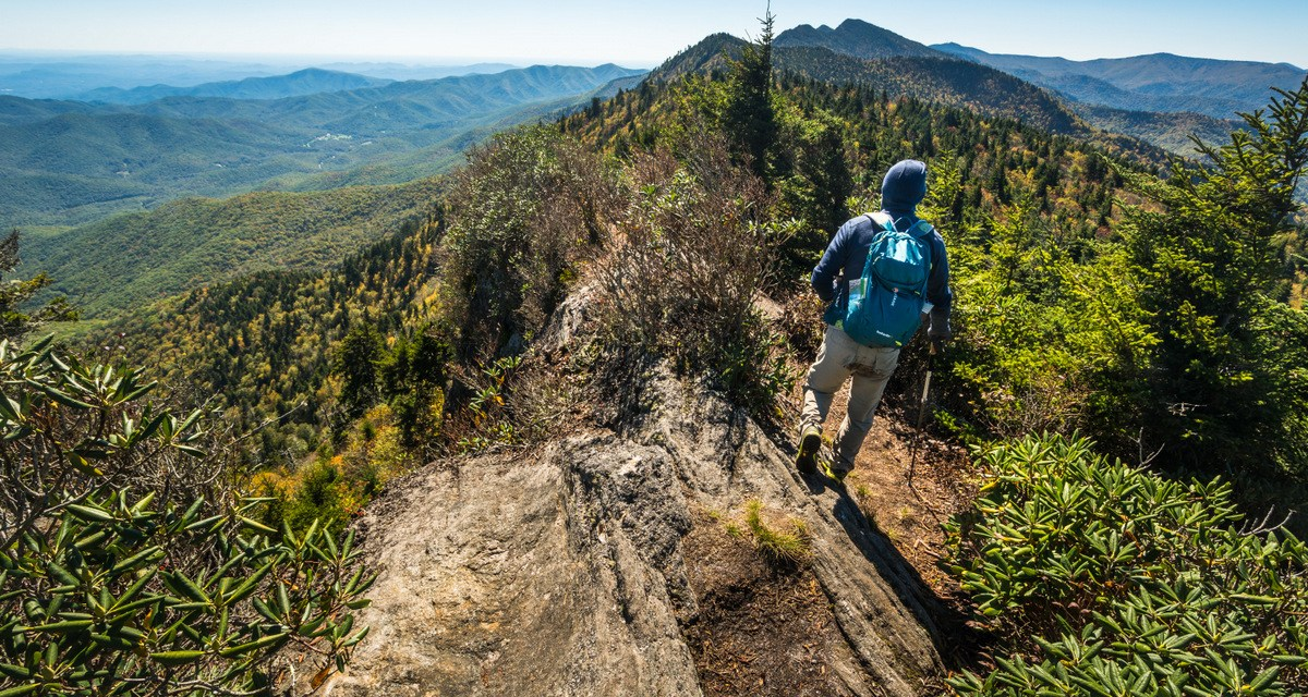 Roof of the East: Hiking North Carolina's Mount Mitchell