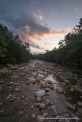 East Branch Pemigewasset River, in the Pemigewasset Wilderness, White Mountains, N.H.