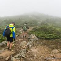 Franconia Ridge Trail, White Mountains, N.H.