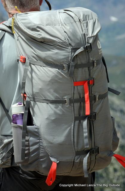 Sierra Designs Flex Capacitor 40-60 front.