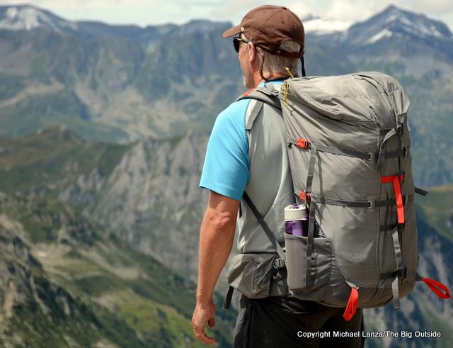 Sierra Designs Flex Capacitor 40-60 backpack.