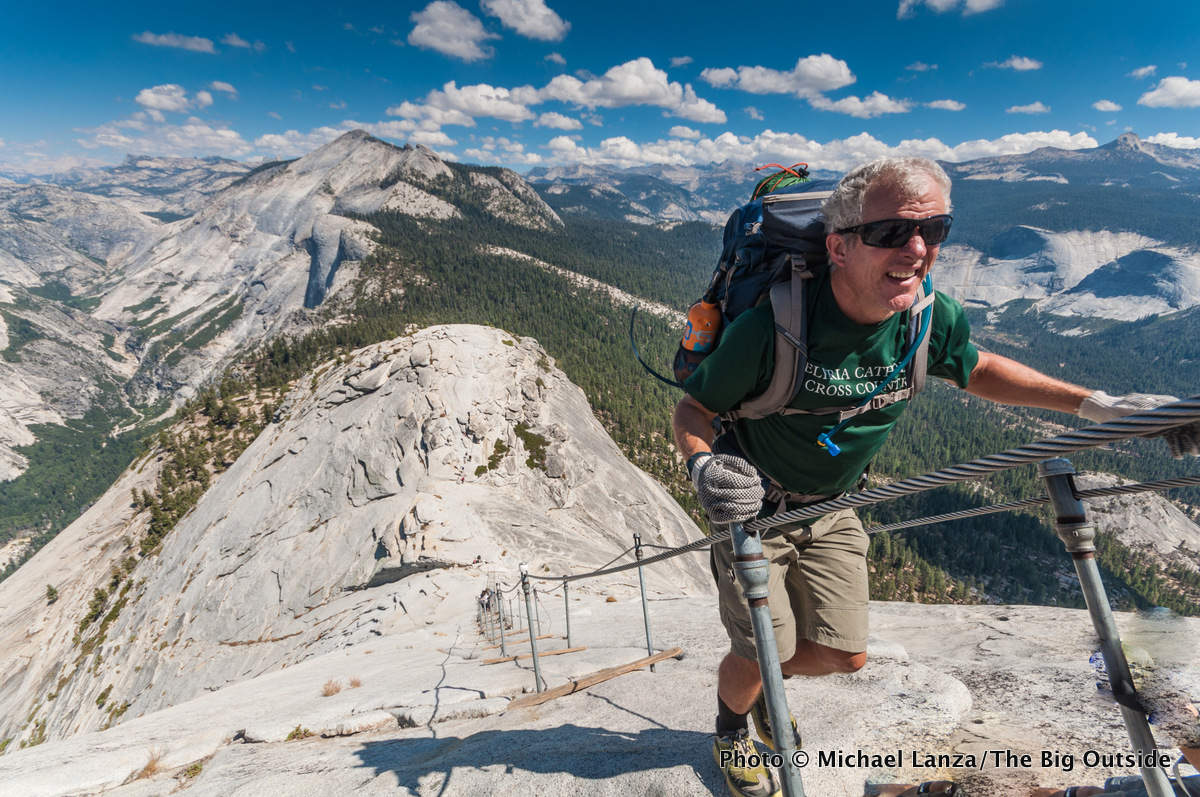 Extreme Hiking America S Best Hard Dayhikes The Big Outside