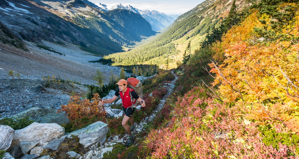 Primal Wild: Backpacking 80 Miles Through the North Cascades