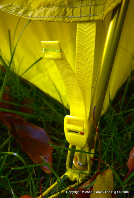 Marmot Tungsten 2P UL rainfly clip. & Gear Review: Marmot Tungsten UL 2P Backpacking Tent | The Big Outside