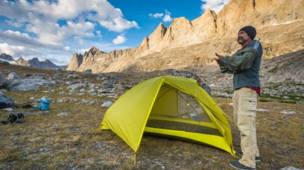 Gear Review: Marmot Tungsten UL 2P Backpacking Tent