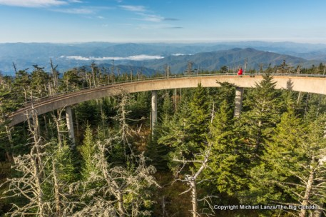Clingmans Dome, Great Smoky Mountains National Park, N.C.