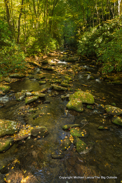 Noland Creek, Great Smoky Mountains National Park, N.C.