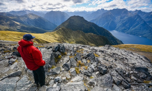 New Zealand's Best, Uncomplicated Hut Trek: The Kepler Track
