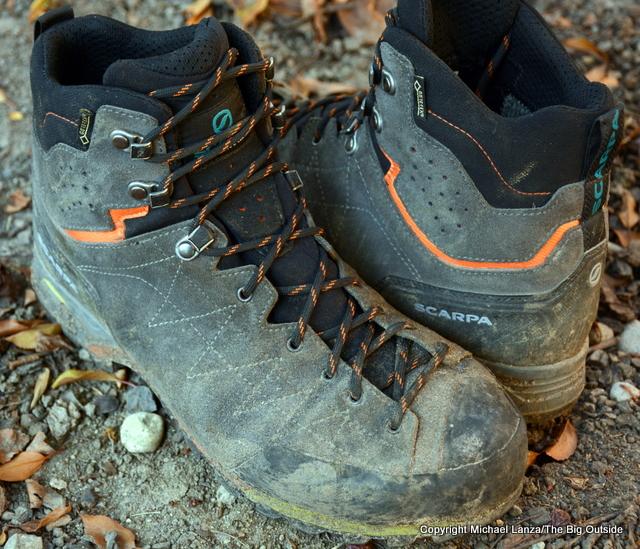 scarpa men's zodiac plus gtx hiking boot