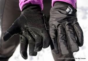 Black Diamond Mont Blanc Gloves.