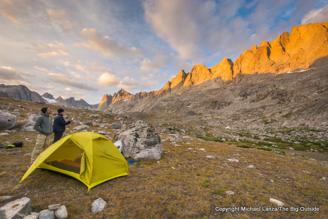 Gear Review: The 5 Best Backpacking Tents.