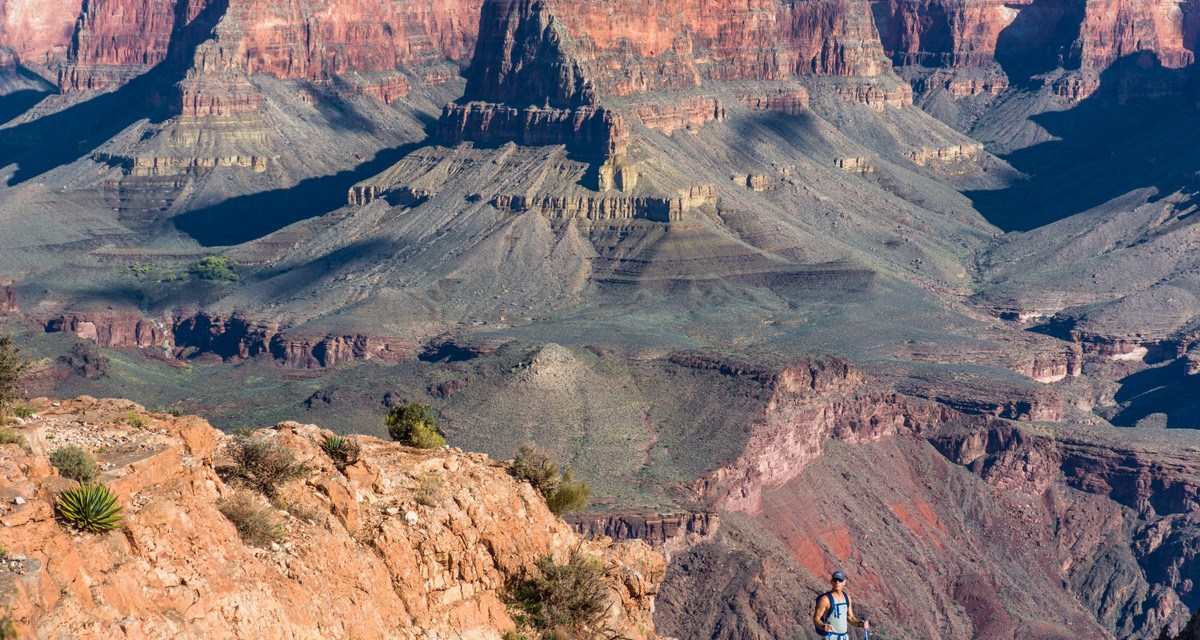 Ask Me: Hiking the Grand Canyon Rim to Rim to Rim in a Day