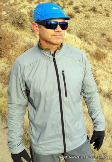 Smartwool Men's PhD Ultra Light Sport Jacket.