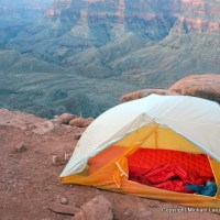 Big Agnes Tiger Wall UL 2 ultralight backpacking tent.