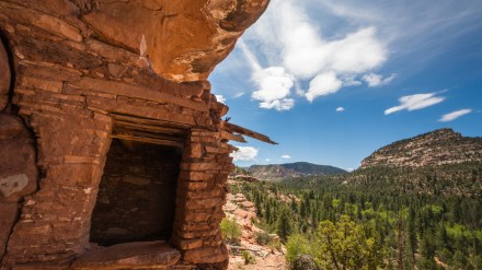 Ancient and Modern Folly: Backpacking Utah's Dark Canyon