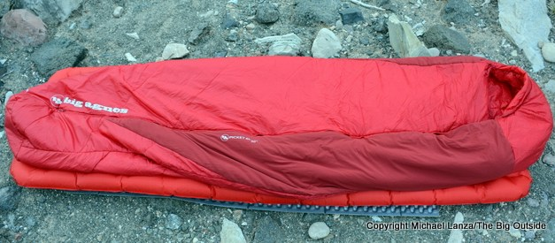 Gear Review: Big Agnes Picket SL 30 Sleeping Bag