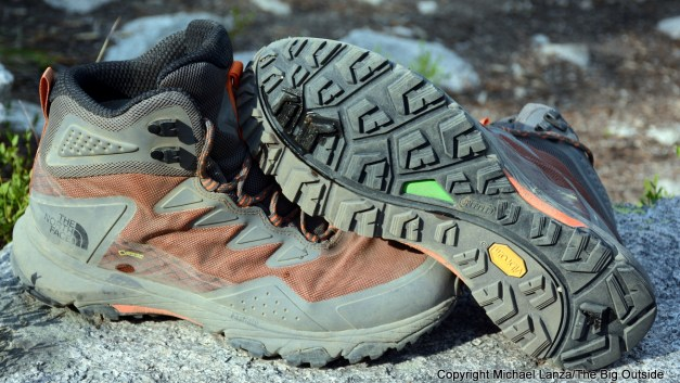 Gear Review: The North Face Ultra Fastpack III Mid GTX Boots