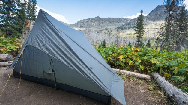 Review: Gossamer Gear The One Ultralight Backpacking Tent