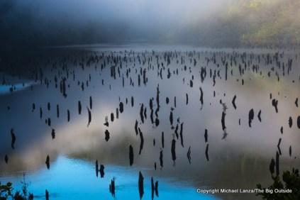 Loch Maree on the Dusky Track, Fiordland National Park, New Zealand.