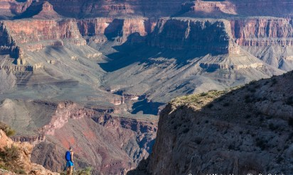 Fit to be Tired: Hiking the Grand Canyon Rim to Rim in a Day