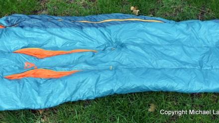 Review: Nemo Kyan 20/Azura 20 Sleeping Bag