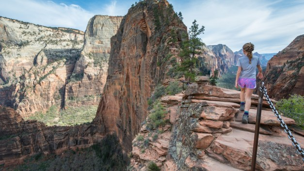 The 25 Best National Park Dayhikes