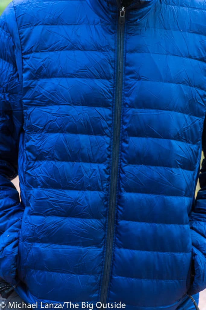 Review Rei 650 Down Jacket The Big Outside